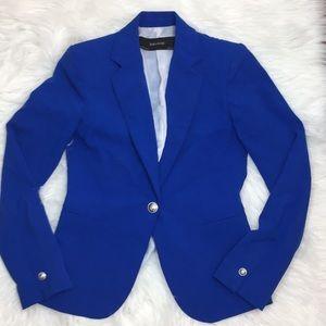 Zara | Blue Blazer Size 2
